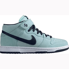 Load image into Gallery viewer, Nike SB Dunk Mid pro ice green/dark charcoal