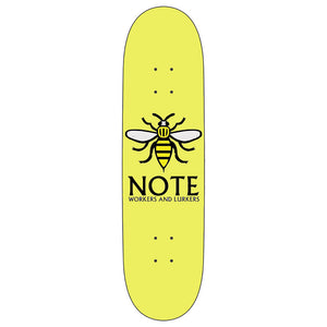 "NOTE Bee 8.5"" deck"