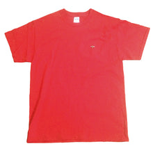 Load image into Gallery viewer, NOTE Emb red T shirt