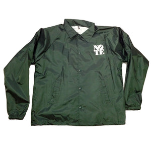NOTE hunter green Coach Jacket