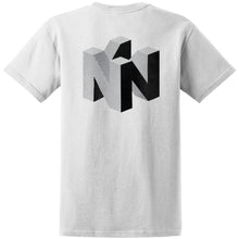 Load image into Gallery viewer, NOTE N99 white T shirt
