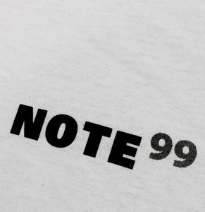 NOTE N99 white T shirt