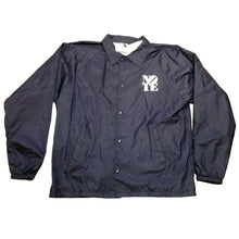 Load image into Gallery viewer, NOTE navy Coach Jacket