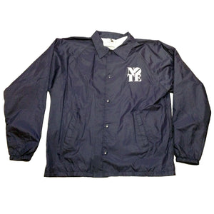 NOTE navy Coach Jacket