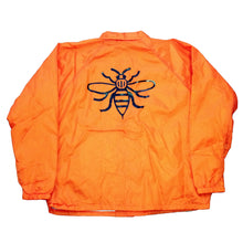 Load image into Gallery viewer, NOTE orange Coach Jacket