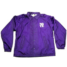 Load image into Gallery viewer, NOTE purple Coach Jacket