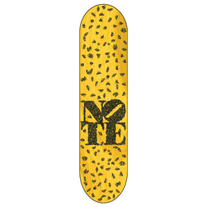 "NOTE Swarm yellow 7.75"" deck"