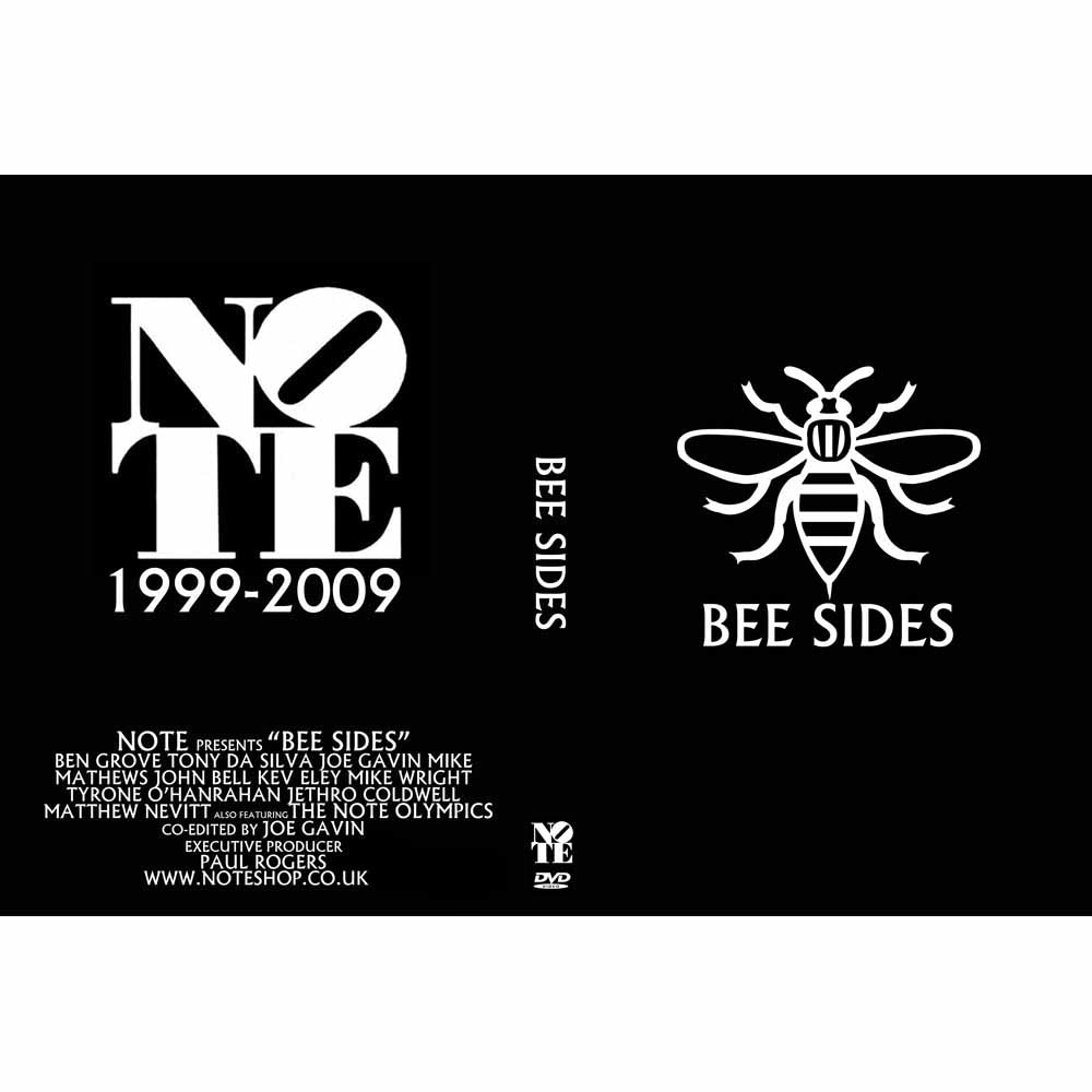 NOTE Bee Sides DVD