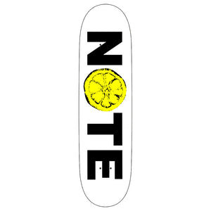"NOTE Lemon 8.5"" deck"