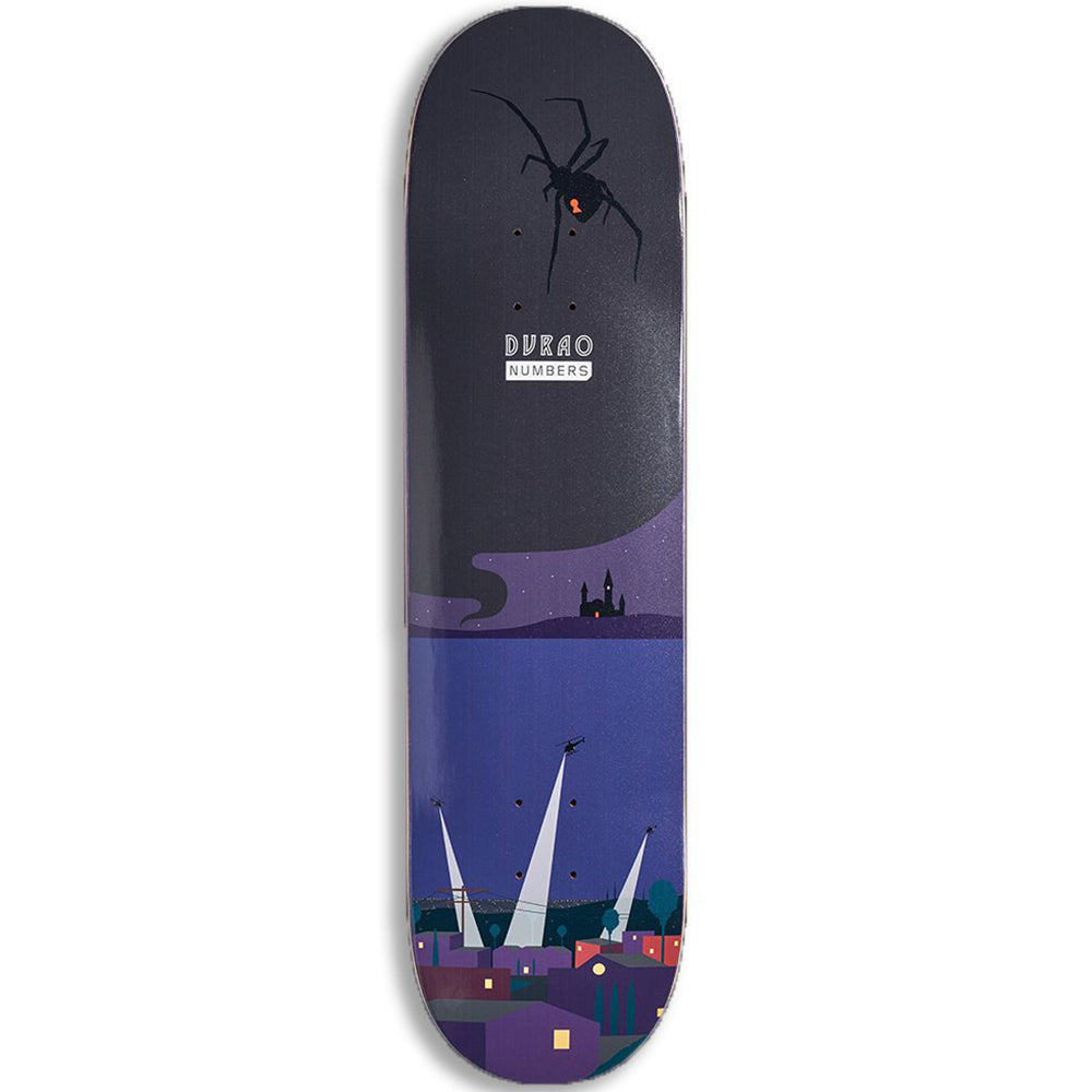 Numbers Durao Edition 6 Series 1 deck 8.375