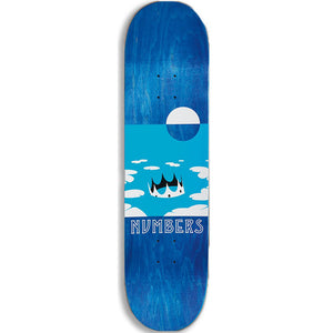 Numbers Mariano Edition 6 Series 1 deck 8.4""