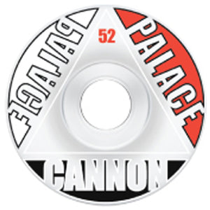 Palace Cannon 52mm wheels