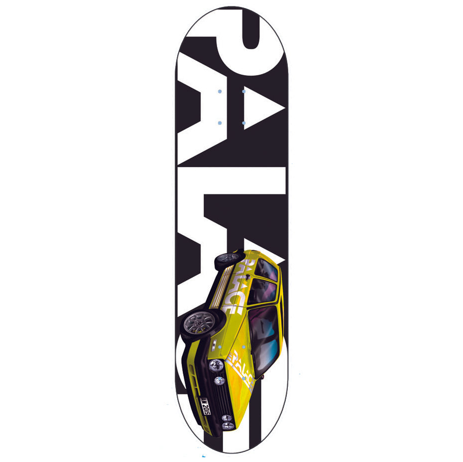 Palace GTI yellow deck 8.3