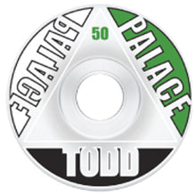 Load image into Gallery viewer, Palace Todd 50mm wheels