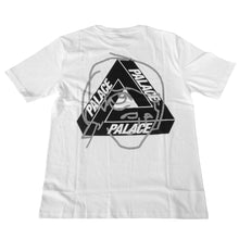 Load image into Gallery viewer, Palace Tri-Ferg Head white T shirt