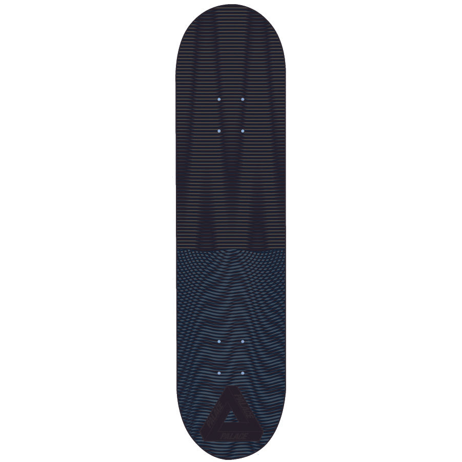Palace Trippy Stick black deck 8.2