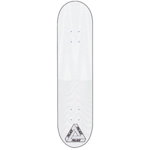 Palace Trippy Stick white deck 8.1""