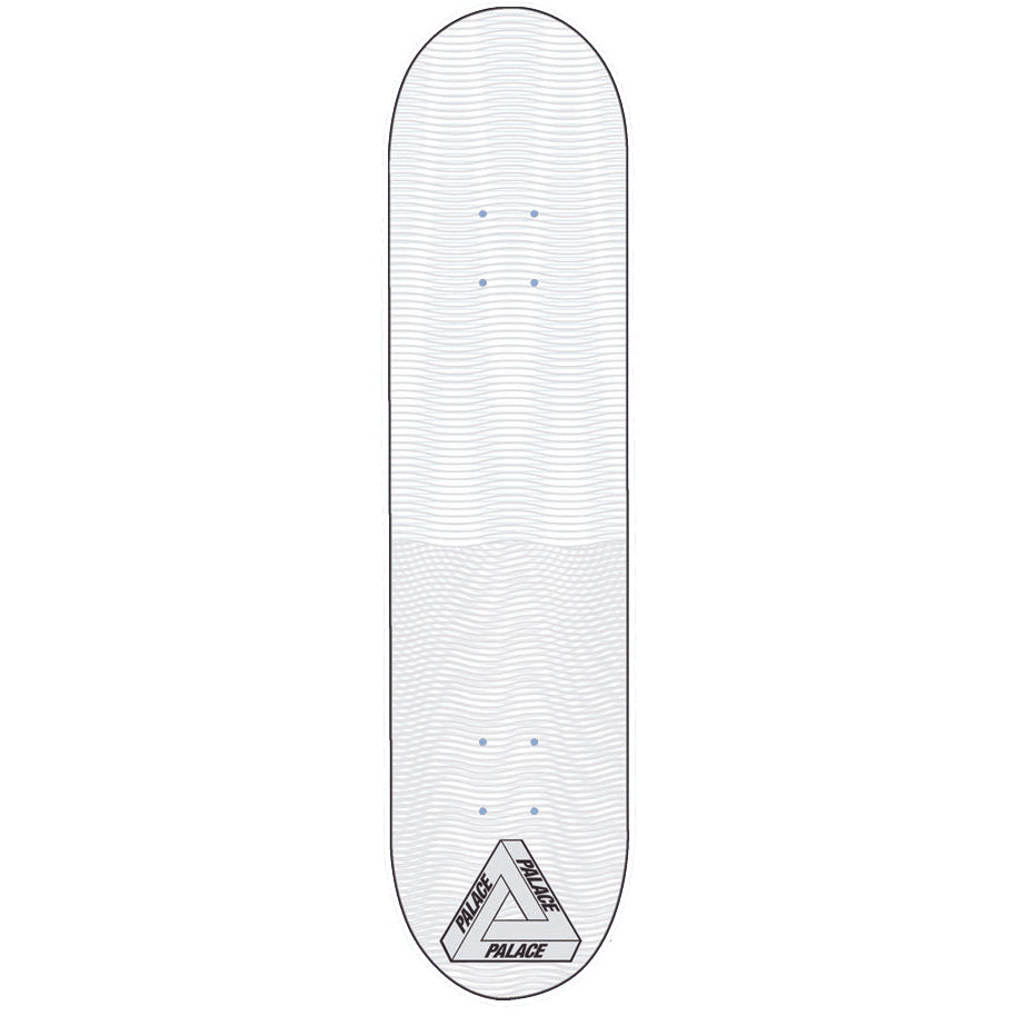 Palace Trippy Stick white deck 8.1