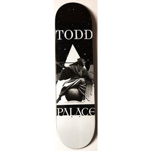 Palace Todd Statue deck