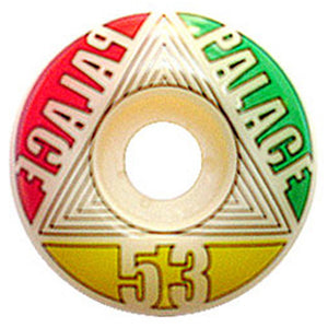 Palace Tri-High 53mm wheels
