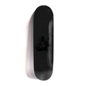 Pass Port Pall Works black deck 8.125""
