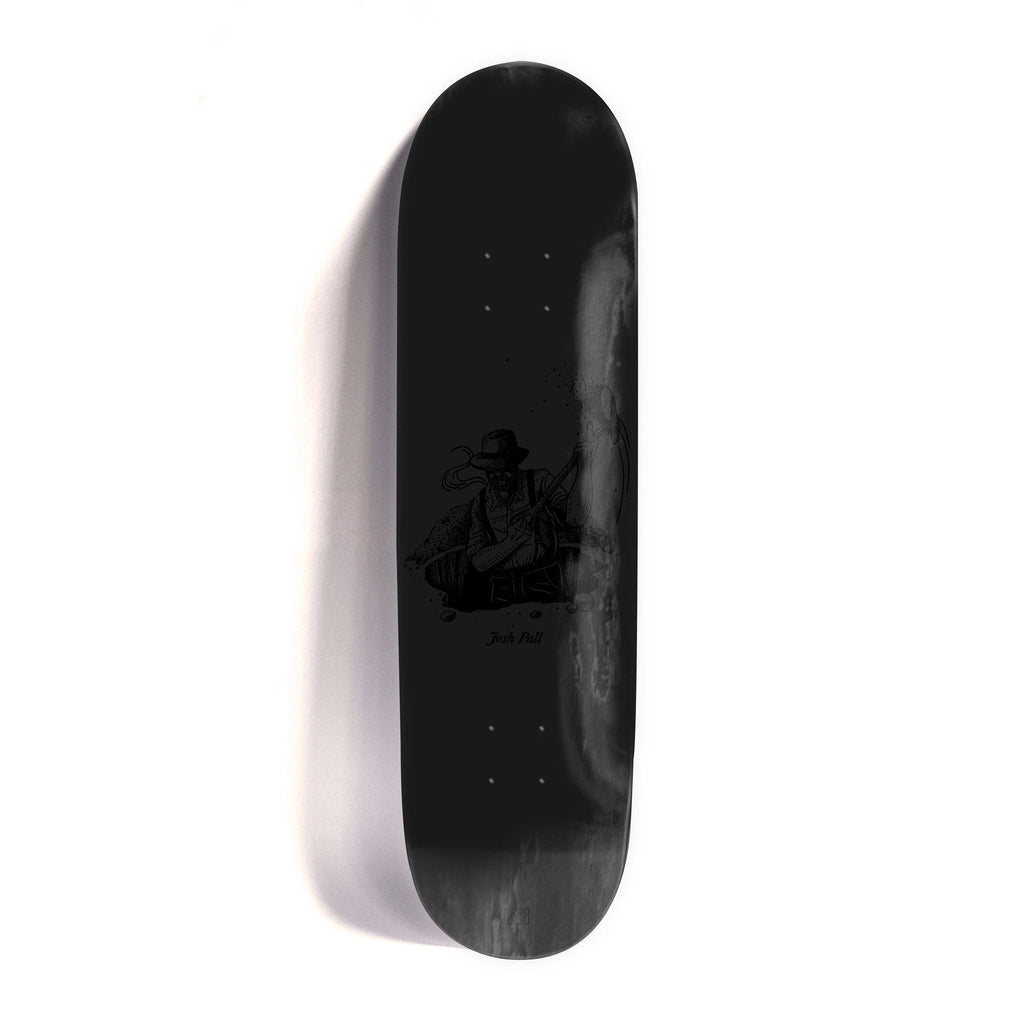 Pass Port Pall Works black deck 8.125