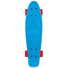 "Load image into Gallery viewer, Penny skateboard 22"" blue/white/red complete cruiser"