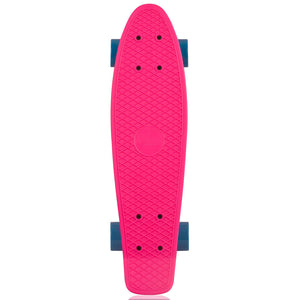 "Penny skateboard 22"" pink/purple/blue complete cruiser"