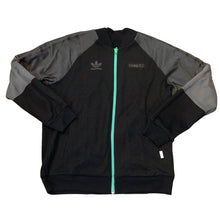Load image into Gallery viewer, Adidas X Krooked TJ black reversible jacket