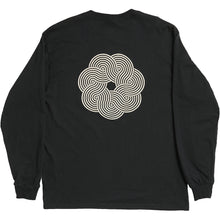Load image into Gallery viewer, Piilgrim Infinite long sleeve T shirt black