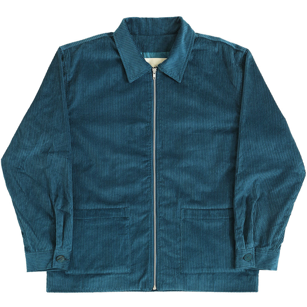 Piilgrim Jefferson jacket teal