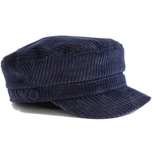 Load image into Gallery viewer, Piilgrim Lantern cap navy blue