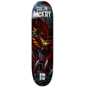 Plan B Colin Mckay red dragon deck 8.25""