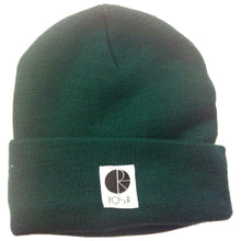 Load image into Gallery viewer, Polar Dark Green Beanie