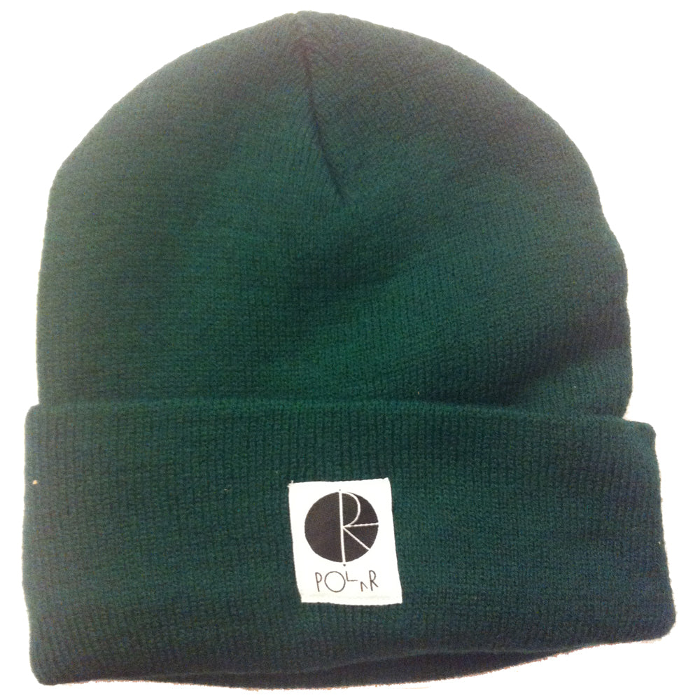 Polar Dark Green Beanie