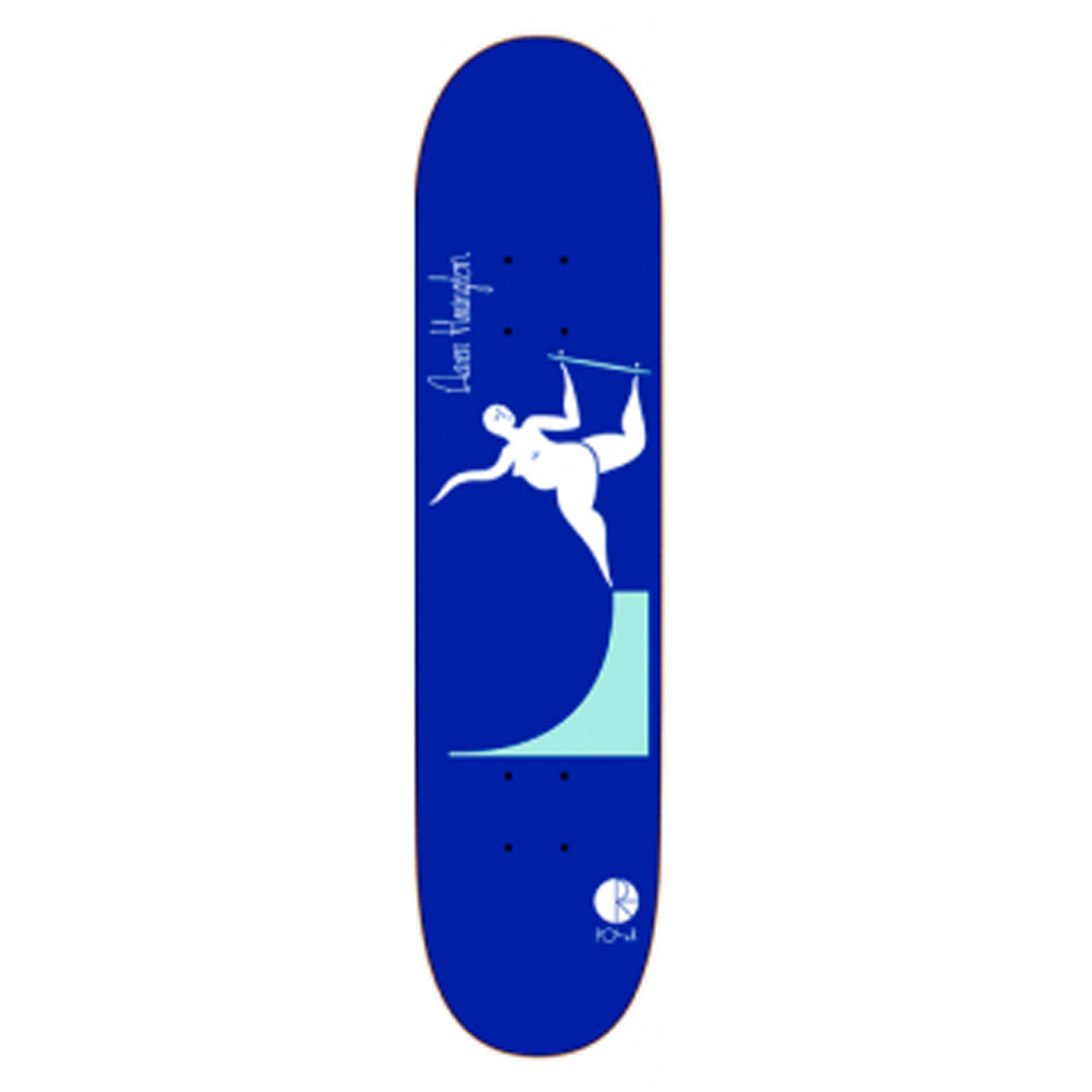Polar Herrington BS Boneless P1 blue deck 8.75