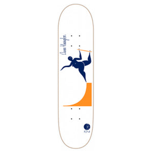 Polar Herrington BS Boneless white deck 8""