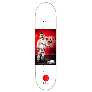 "Polar Hjlate Halberg Kiddo  8"" deck"