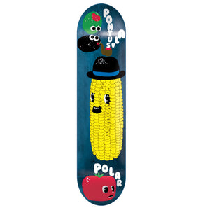 "Polar Unhealthy Veggies 8.125"" deck"