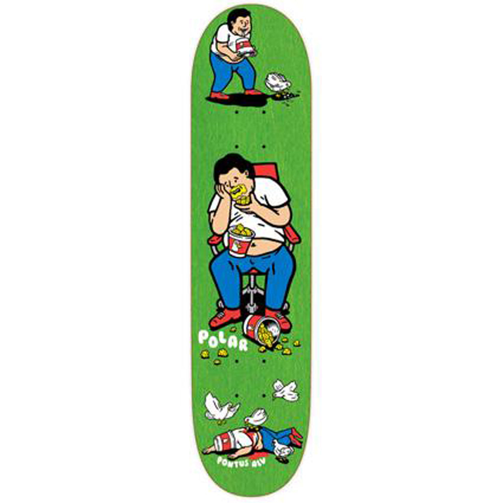 Polar Seagul Nuggets Alv deck 8.125