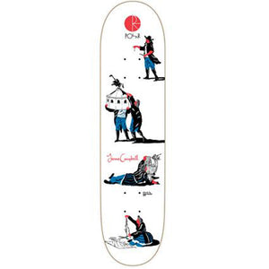 Polar Sculptors Studio Campbell deck 8""