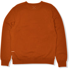 Load image into Gallery viewer, Pop Trading Company Arch crewneck amber
