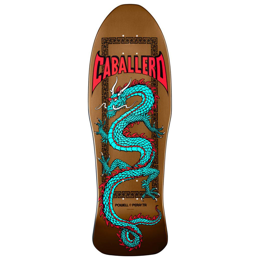 Powell Peralta Caballero Chinese Dragon deck 10