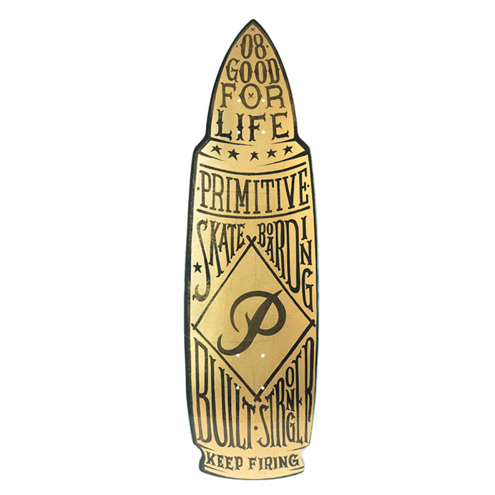 Primitive Bullet Cruiser gold deck 9