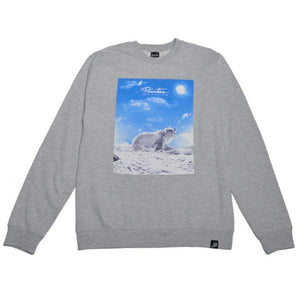 Primitive Altitude heather crew