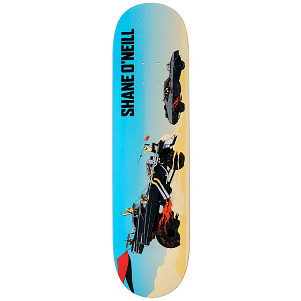 Primitive O'Neill Mad Max deck 8.25