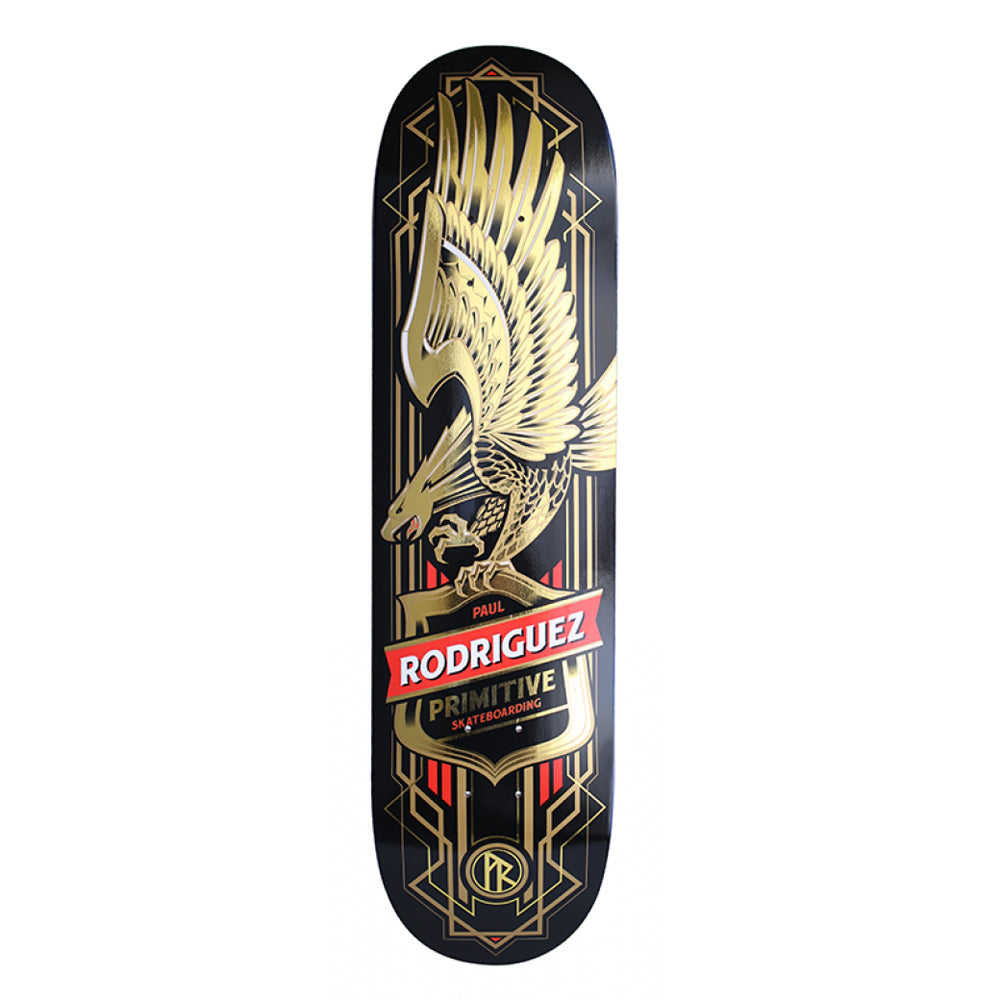 Primitive Rodriguez Eagle black deck 7.75