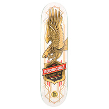 Load image into Gallery viewer, Primitive Rodriguez Eagle white deck 8.25""