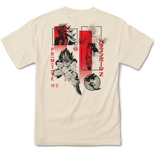 Load image into Gallery viewer, Primitive x Dragon Ball Z Collage Tee cream