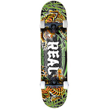 "Load image into Gallery viewer, Real Age Of Quarrel 7.63"" complete skateboard"